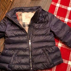 Children's Burberry Coat